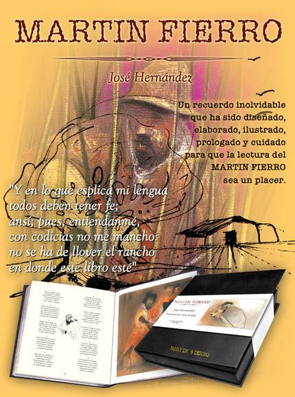 Resumen: Martin Fierro (Por capítulos)